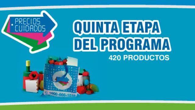 420 productos con precios cuidados en Moreno