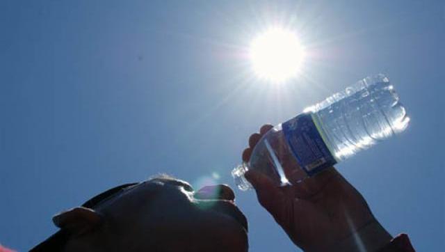 Medidas preventivas sobre los golpes de calor