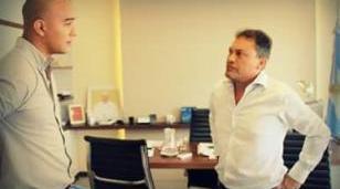 Libres del Sur se reunió con el intendente Walter Festa