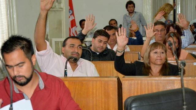 Iniciaron sesiones extraordinarias en el Concejo Deliberante de Moreno