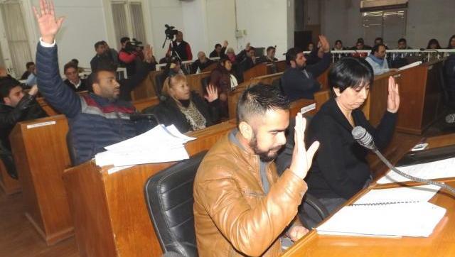 El Concejo Deliberante celebró su primera sesión extraordinaria del año