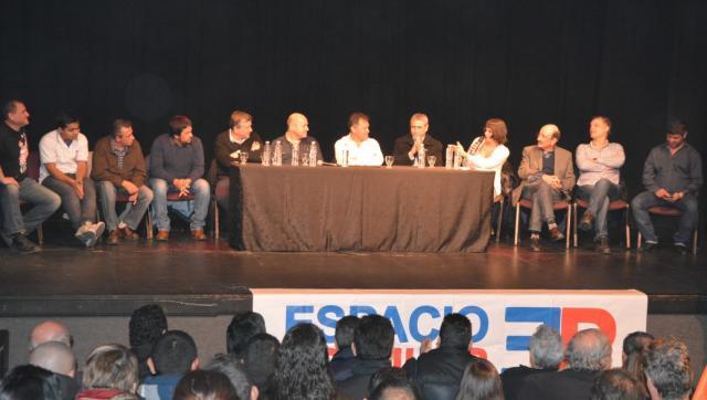 Festa lanzó junto a Ferraresi y Secco el