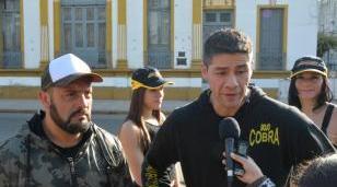 """""""Búfalo"""" y """"La Cobra"""" defenderán sus títulos en Club Defensores de Moreno"""