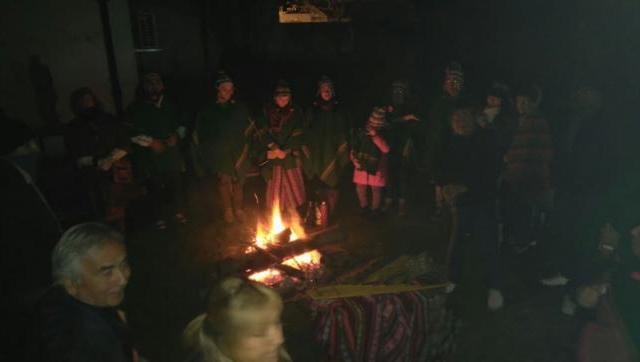 Se celebró el año nuevo indígena en la Casa de la Cultura