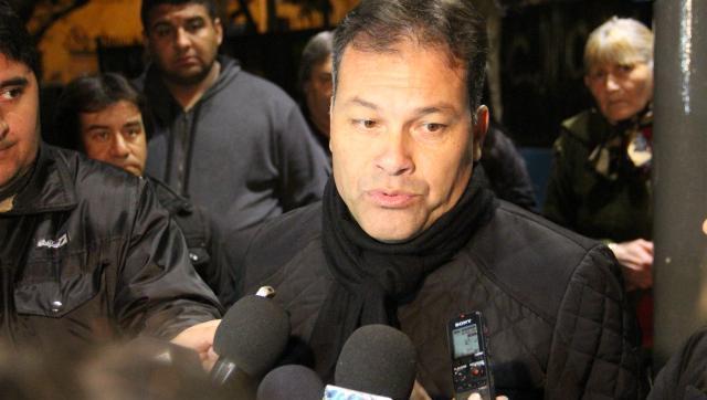 Festa manifestó su preocupación por incidentes en Comisaría 1°