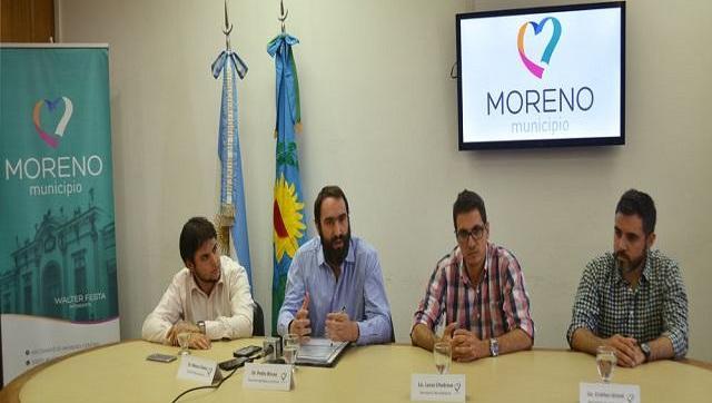 Moreno presentó su Oficina Anticorrupción