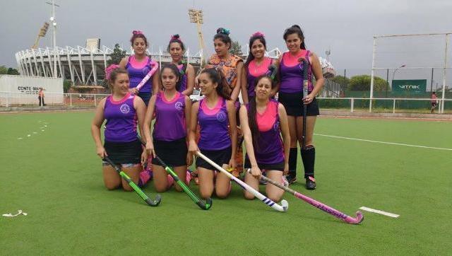 Moreno finalista en el primer torneo de Hockey social