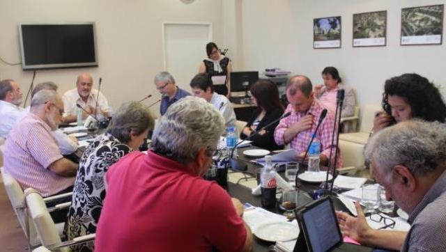 El Consejo Superior de la UNM realizó su anteúltima sesión del año