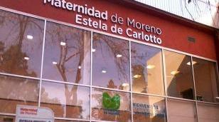 Abrazo solidario a la Maternidad Estela de Carlotto