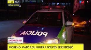 El femicida que había escapado con su hija de tres años fue capturado en La Plata