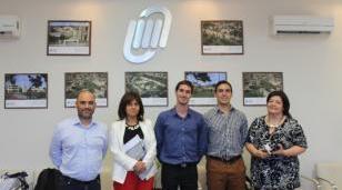 Autoridades de la SPU visitaron la UNM para fortalecer el trabajo conjunto de Vinculación Tecnológica