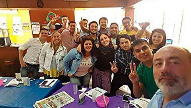 Espacio de jóvenes para la construcción de políticas