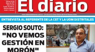 El diario N° 845