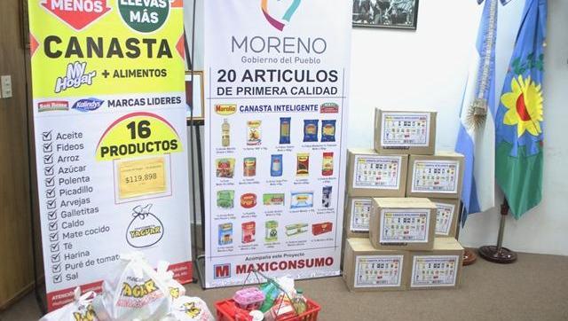 Festa acordó la venta de canastas básicas de alimentos en comercios de Moreno
