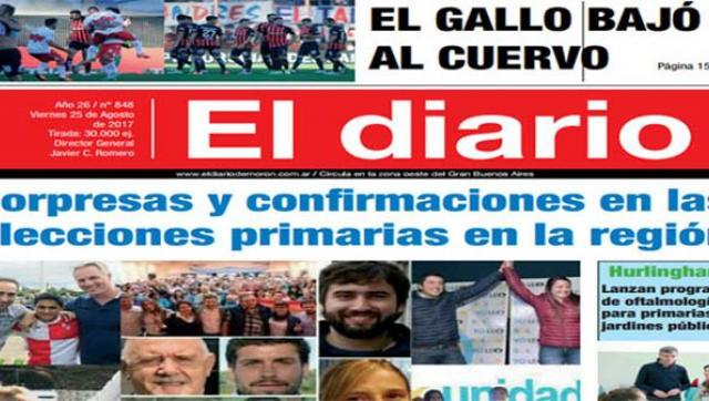 El diario N° 848