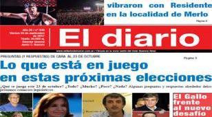 El diario N° 849