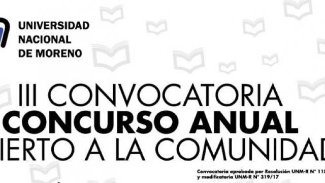 III Concurso Anual de Ensayo y Poesía Abierto a la Comunidad