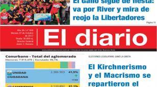 El diario N° 850
