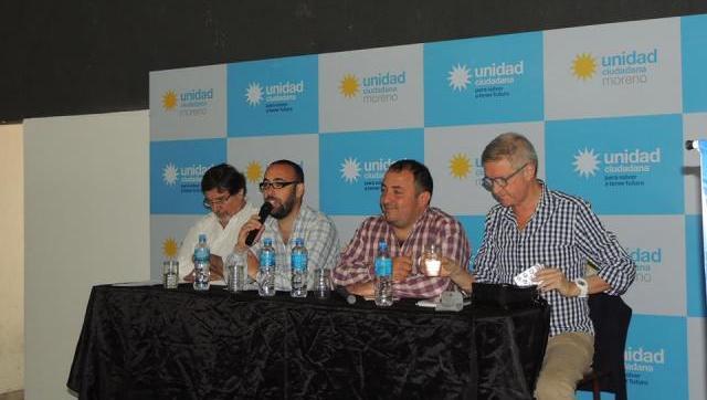 Lanzaron Educación Ciudadana Moreno
