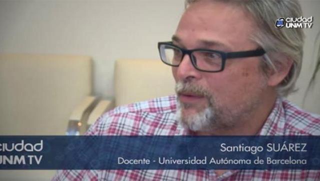 La UNM recibió la visita de un docente de la Universidad Autónoma de Barcelona