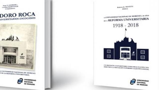UNM Editora a 100 años de la Reforma Universitaria