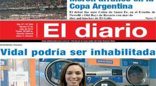 El diario N° 859