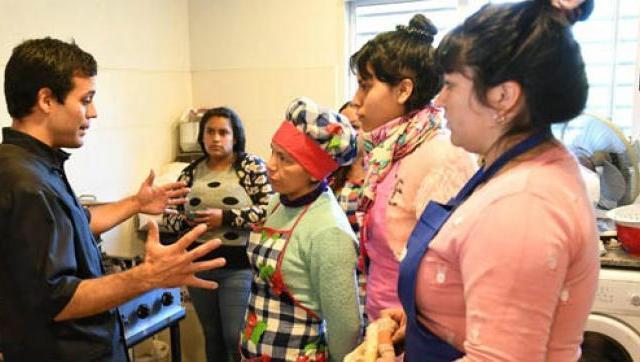 Naturgy lanzó el programa Energía del Sabor 2019 en Moreno