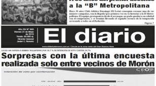 El diario 869
