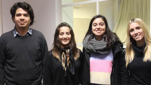 Estudiantes de la UNM fueron seleccionados para las Becas de la Fundación YPF