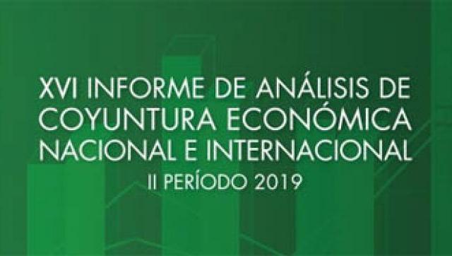 La UNM presentará el último Informe de Coyuntura Económica