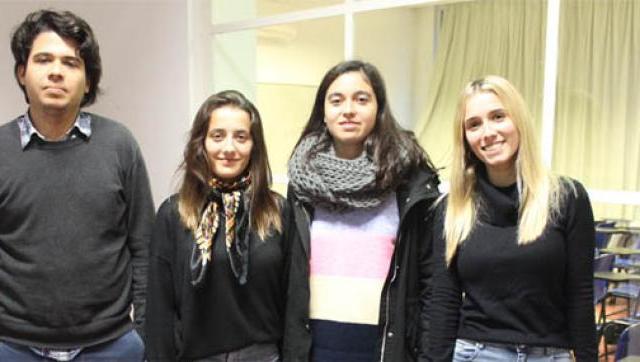 Estudiantes de la UNM seleccionados para las Becas de la Fundación YPF