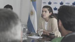 """Mariel Fernández: """"Moreno necesita mucha ayuda"""""""