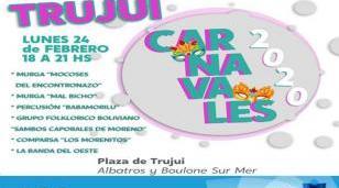 Los Carnavales están en Trujui