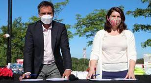 Moreno recibirá insumos de protección para recicladoras y recicladores urbanos