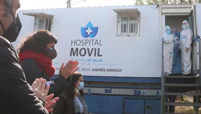 Operativo Detectar: más de 126 mil personas encuestadas en Moreno