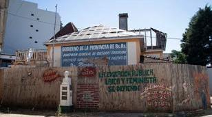 eEl Municipio puso en marcha la restauración de la Casona Histórica del Rojas