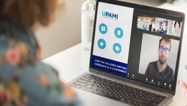 Talleres virtuales - Programa Universidad Para Adultos Mayores Integrados UPAMI