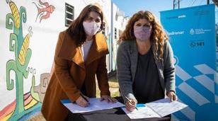 El municipio de Moreno acordó con el Sedronar el fortalecimiento del abordaje de adicciones