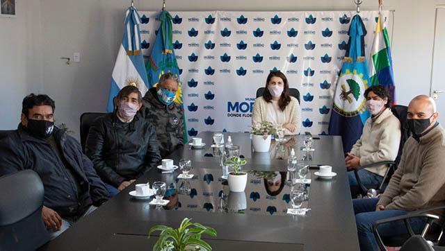 La Unión de Ex Combatientes de las Islas Malvinas de Moreno tendrá su propia Sede