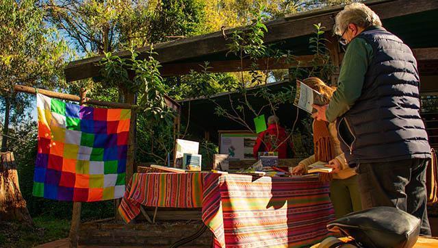 La Biblioteca del Parque Los Robles reabrió sus puertas