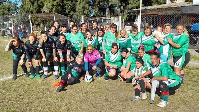 Comenzó la Liga Femenina de Fútbol 11 con más de 800 mujeres de Moreno