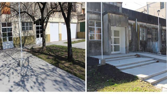 La UNM continúa con las obras de puesta en valor de su Edificio Histórico
