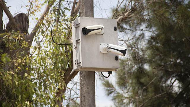 Nuevas cámaras de seguridad para el distrito